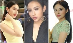4 người đẹp vướng nghi vấn tiêm filler vì đôi môi căng mọng bất thường