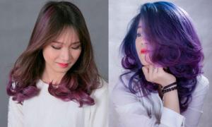 3 mẫu tóc nổi bật cho nàng thích 'chơi' màu