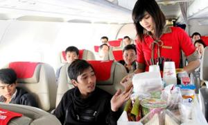 Doanh nhân nói đùa mang thuốc phiện lên máy bay