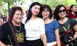 Nghệ sĩ sân khấu dự ngày giỗ Tổ nghề ở Hà Nội