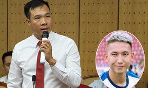 Nghiêm Xuân Tú 'đua' Cup Chiến thắng với Xuân Vinh