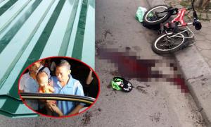 Người chở tôn trong vụ bé trai tử vong ở Hà Nội được tại ngoại