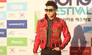 Noo Phước Thịnh khoe vẻ điển trai trên thảm đỏ Hàn Quốc