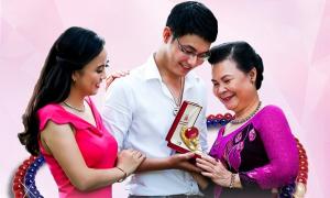 Quà tặng trang sức cho ngày Phụ nữ Việt Nam