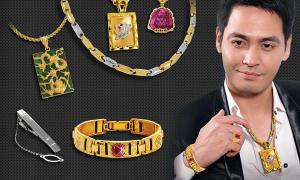 Bảo Tín Minh Châu mở quầy trang sức riêng cho nam