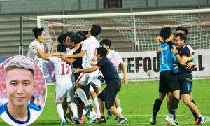 Nghiêm Xuân Tú gây tranh cãi khi khen U19 Việt Nam