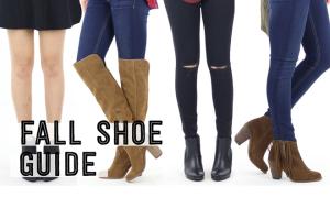 Mix các xu hướng giày thu đông đa dạng