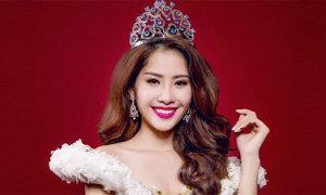 Nam Em vào Top nhiều bảng xếp hạng tại Miss Earth