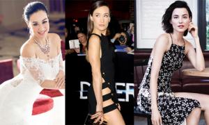 5 người đẹp gốc Việt đình đám thế giới