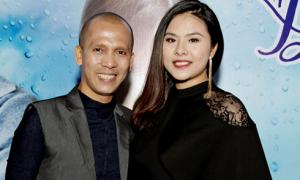 Vân Trang tái xuất sau gần 3 tháng sinh con gái