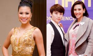 Nguyễn Thị Thành đi sự kiện sau lùm xùm tại Hoa hậu VN