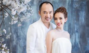 Vợ chồng Thu Trang - Tiến Luật kỷ niệm 6 năm ngày cưới