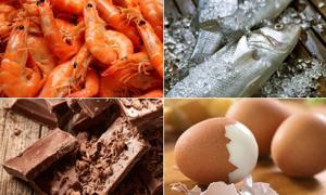 8 loại thực phẩm bổ dưỡng nhưng dễ gây dị ứng