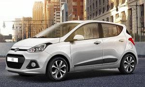 Hé lộ doanh số 'khủng' của Hyundai Grand i10