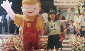 Đoán sao Việt sinh năm Dậu qua ảnh thuở ấu thơ