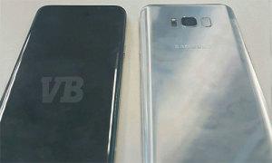 Tài khoản 'khét tiếng' làng công nghệ đăng ảnh Galaxy S8
