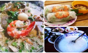 Các món ăn thanh đạm, giải ngấy sau Tết ở Sài Gòn