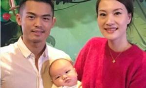Vượt qua bê bối, vợ chồng Lin Dan làm lễ 100 ngày cho con