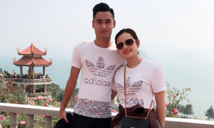 Vũ Minh Tuấn tặng vợ iPhone 7 Plus dịp Valentine
