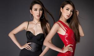 3 kiểu váy đi tiệc tôn vòng eo gợi cảm