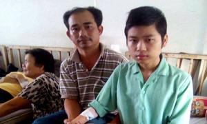 Nỗi đau người cha có con phải cắt chân do bạo bệnh