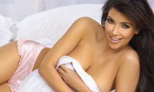 Kim Kardashian bị lộ thêm phim nóng