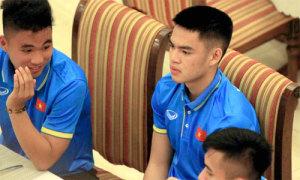 Cầu thủ Việt kiều CH Czech thử việc ở U20 Việt Nam