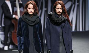 Ngọc Châu xuất hiện trên tạp chí 'Vogue'