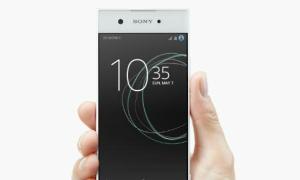 3 điểm nổi bật của smartphone Sony Xperia XA1