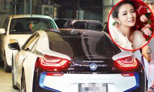 Chuẩn bị kết hôn, 'Bạch Cốt Tinh' An Dĩ Hiên được chồng tặng siêu xe