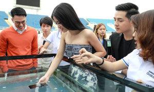 Show công nghệ và âm nhạc chào đón Galaxy S8 ở Hà Nội