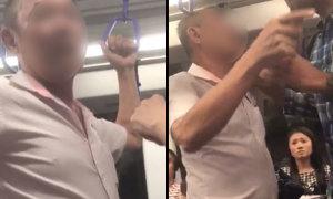 Cụ ông 70 tuổi gây sự, quấy rối tình dục du khách nam trên tàu cao tốc