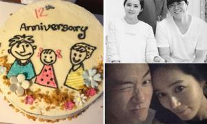 Vợ chồng Han Ga In kỷ niệm 12 năm hôn nhân 'đẹp như mơ'