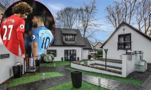 Fellaini rao bán nhà, fan MU mừng rỡ