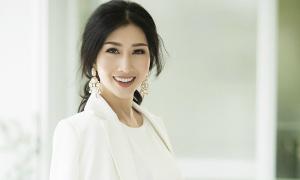 Hoa hậu Điện ảnh Đặng Thanh Mai luôn lạc quan khi đón nhận thách thức
