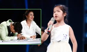 Cô bé khiếm thị hát ca khúc về mẹ khiến Isaac, Văn Mai Hương nghẹn ngào