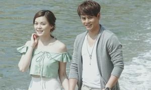 Ưng Đại Vệ bị chê 'đơ' khi diễn cùng mẫu Hong Kong