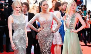 6 mỹ nhân 'thống lĩnh' thảm đỏ Cannes 2017