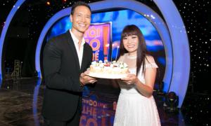 Kim Lý bí mật chuẩn bị bánh kem mừng sinh nhật Phương Thanh