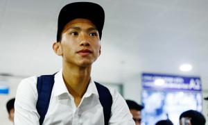 Cầu thủ U20 ngỡ ngàng khi biết tin được lên tuyển Việt Nam qua Facebook