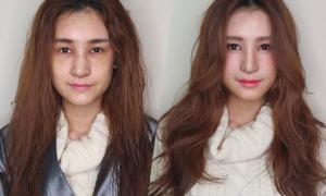 10 cô gái 'lột xác' khi thay đổi kiểu tóc và trang điểm