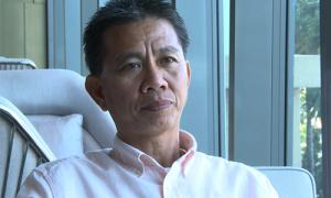 HLV Hoàng Anh Tuấn xúc động chia sẻ chuyện 'gà trống nuôi con'