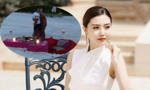 Chuyện tình 'nàng 24, chàng 42' của Nữ hoàng sắc đẹp toàn cầu Ngọc Duyên