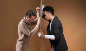 Mr. Đàm, Dương Triệu Vũ hé lộ chuyện tình tay ba trong MV