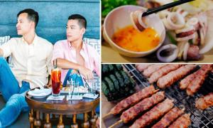 Adrian Anh Tuấn bật mí những món 'chưa ăn chưa về' ở Phú Quốc