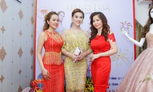 Á hậu Hương Lê, Hoa hậu Tuyền Lisa khai trương Hano Lisa Fashion