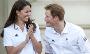 Mối quan hệ chị dâu - em chồng của Kate và Hoàng tử Harry