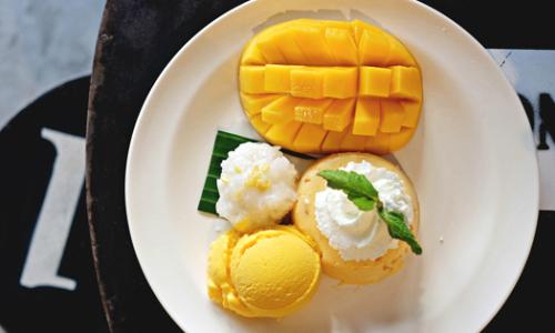 Mango Tango - địa chỉ không thể bỏ qua ở Bangkok cho người mê xoài