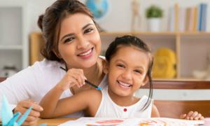 Vì sao các bà mẹ Ấn Độ không phạt con