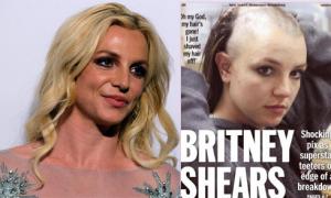 Britney Spears: 'Tuổi 20 của tôi thật sự kinh khủng'